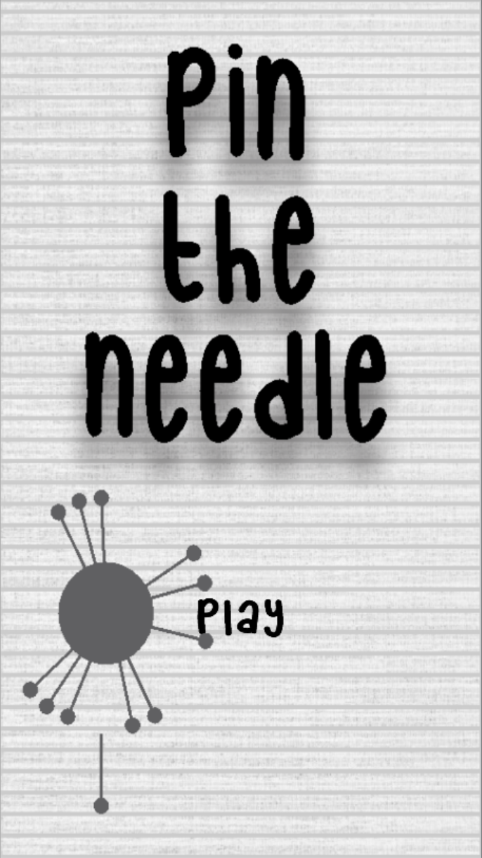 Pin the needle tutorial simple classic game for androidios in this tutorial we will create a simple game called pin the needle using a unity game engine and a c script unity is a cross platform game engine with baditri Choice Image