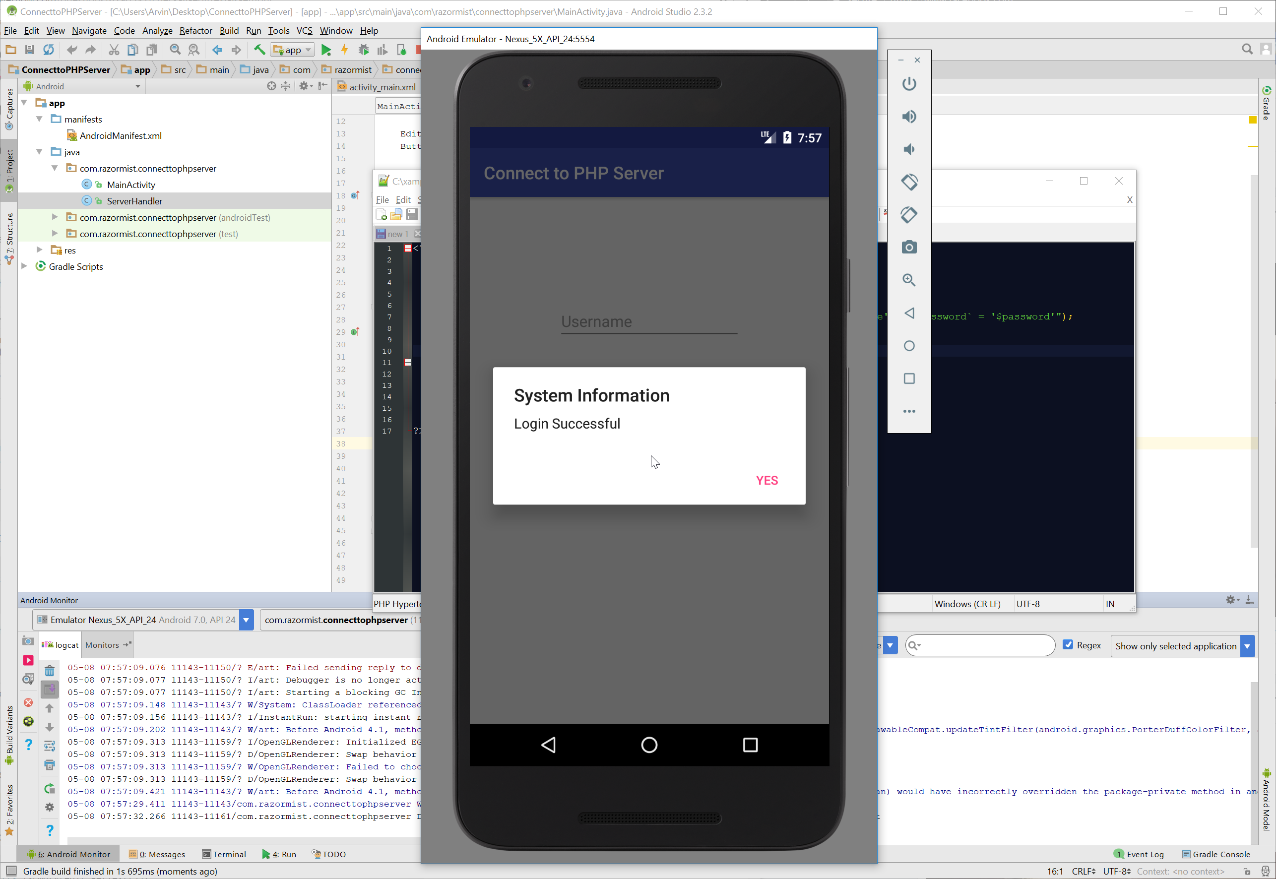 android app development tutorial using android studio pdf