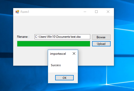 How to Import Excel File in MySQL Database Using VB Net | Free