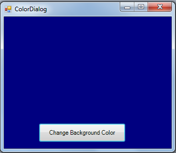 Change background color using colordialog in c free for Html code to change background color of page