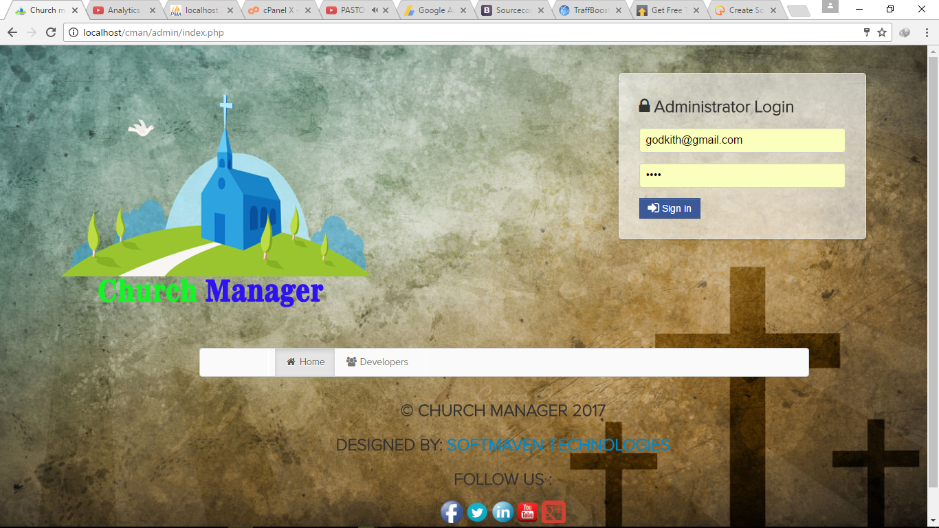 church management information system Information system which is applied and used in an organization figure 1:  memberhub it is an enhanced church communication and membership  management.