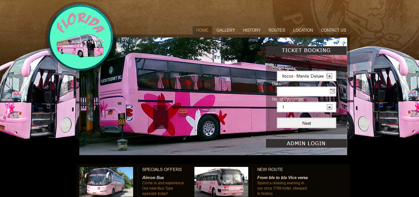 Online Bus Ticket Reservation Using Php Mysql Free