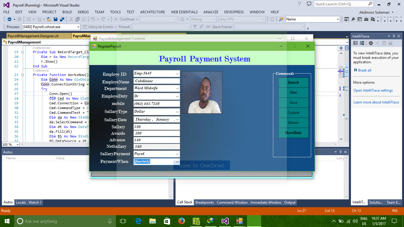 paroll system Wave helps small businesses run guaranteed accurate payroll for salaried and hourly workers with direct deposit and tax forms included.