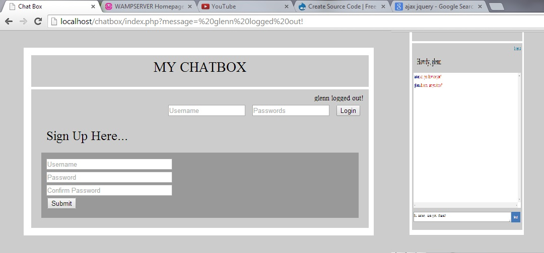 Free download php source chat code GitHub