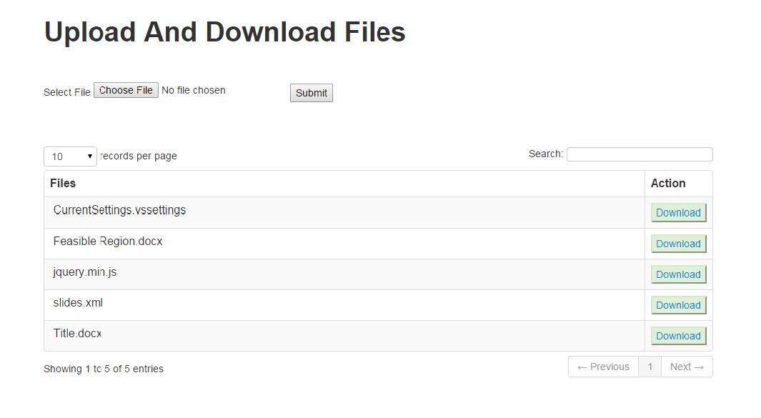 Upload and Download Files in PHP | Free Source Code & Tutorials