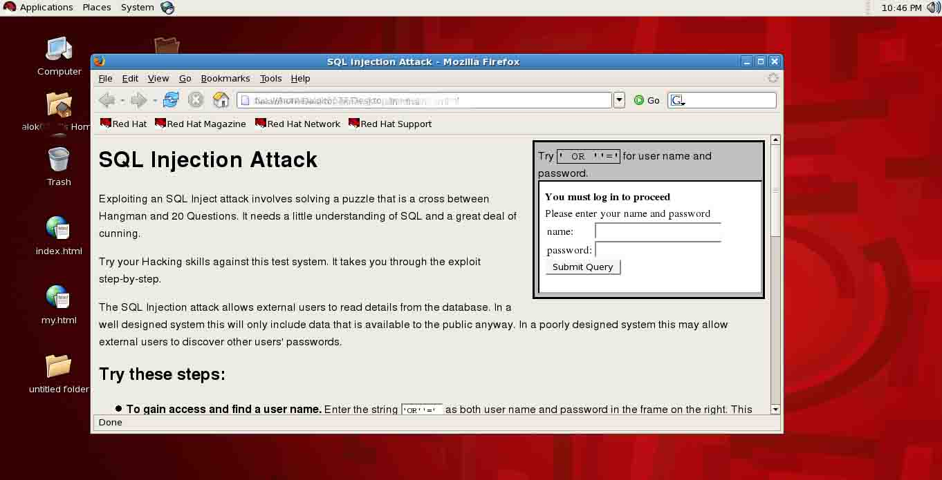 Sql injection attackhacking free source code tutorials and sql injection attackhacking free source code tutorials and articles baditri Gallery