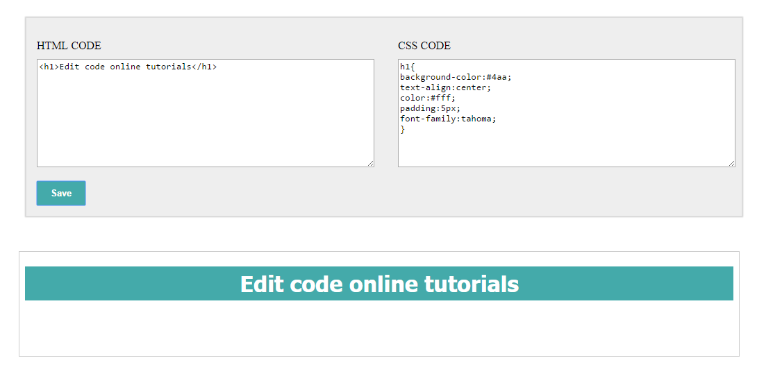PHP Editor Testing | Free Source Code & Tutorials