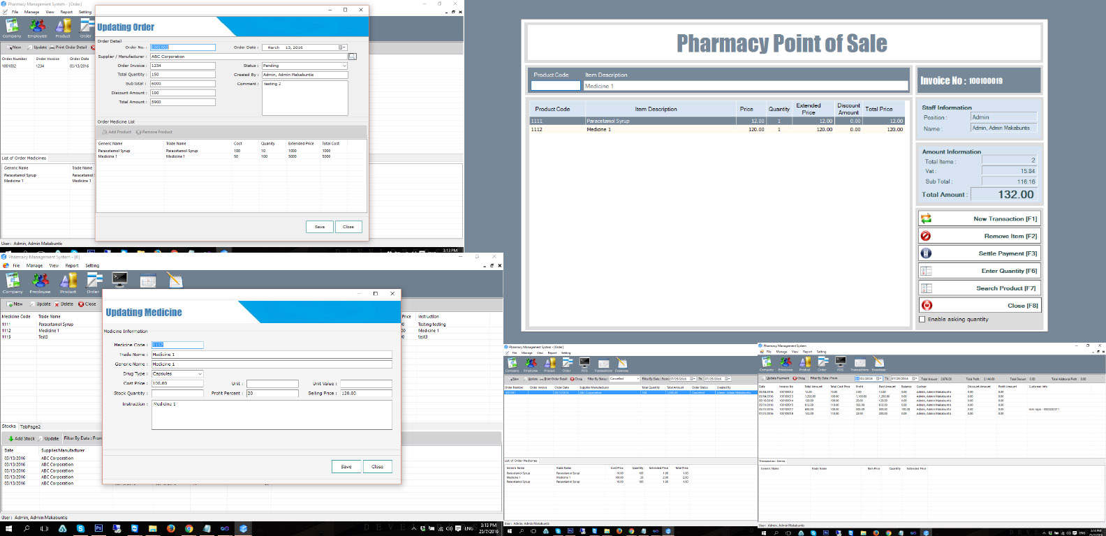 Literature review inventory management system pharmacy