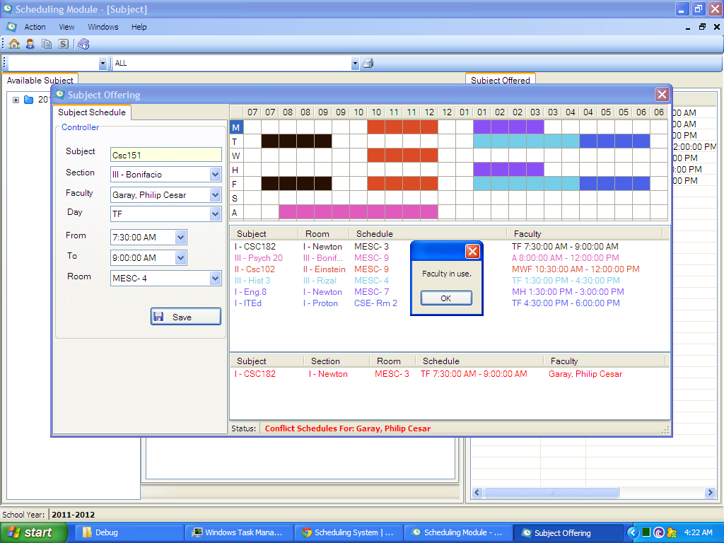 computerized scheduling system in the philippines This software system (online application & appointment) is provided as is  without  to data integrity and privacy from the host computer to the receiving  server  on the date shown, click 'yes' to confirm your appointment schedule  otherwise,.