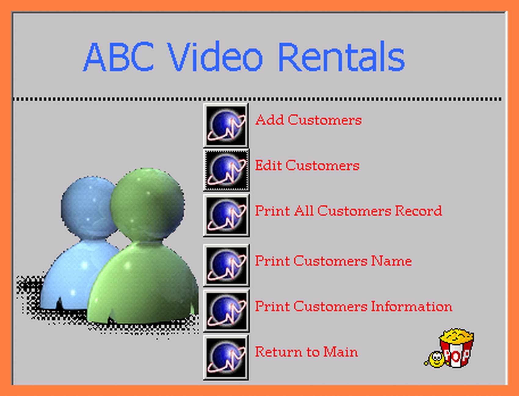 video rental system It's about a family-owned business called, not unreasonably, family video the  store rents videos and dvd's it has 759 locations across 19.
