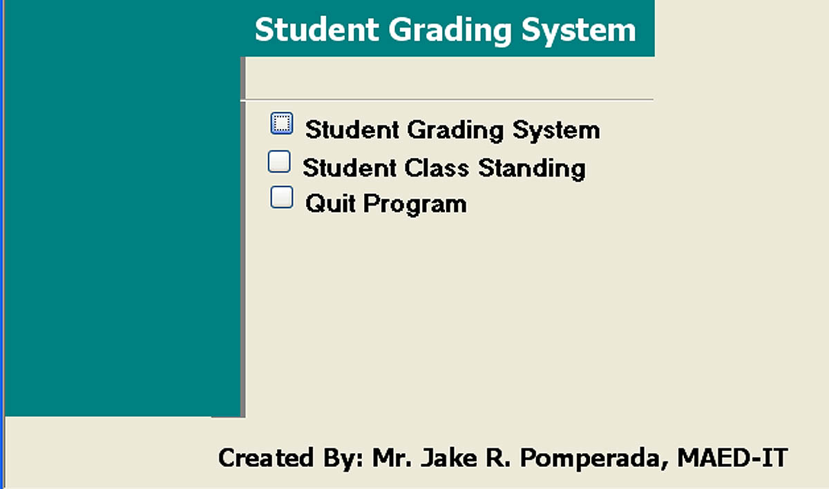 student information and grading system An innovative, full-service student information system, powerschool's robust sis helps k12 providers manage school processes and student data.