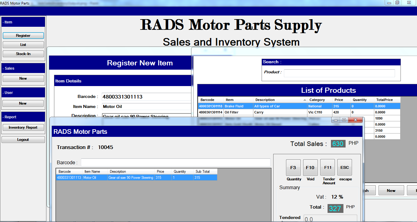 a sales and inventory system Chapter 1 i introduction a motivation and background a sales and inventory system is a software-based business solution used to simultaneously track sales activity and inventory.