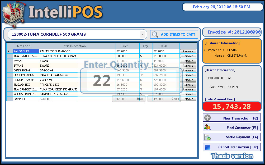 Intellipos Point Of Sale V1 0 Free Source Code Amp Tutorials