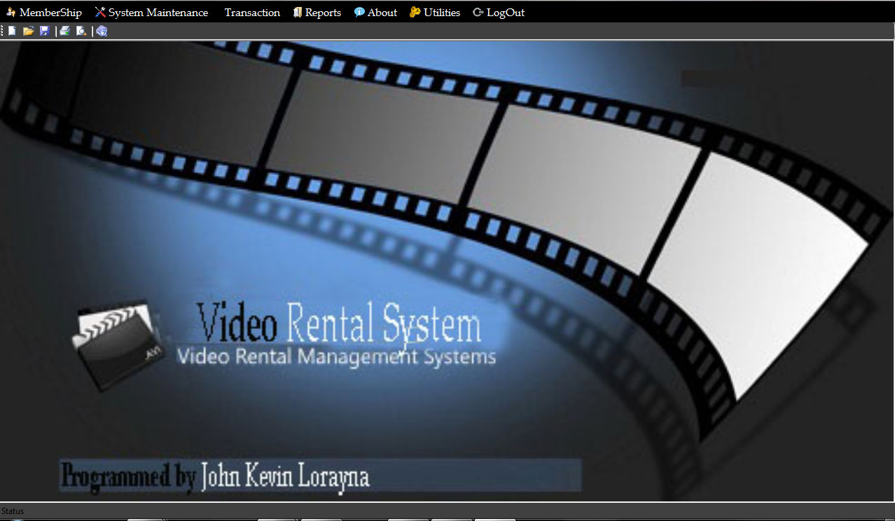 conclusion for video rental system Whether your business is looking for compact or heavy construction equipment, yancey bros co has the machine for you view our inventory of new, used & rental equipment.