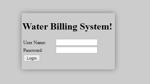 rationale of water billing system Effective billing and collection systems are a critical component for ensuring the   effectively charge and collect water bills while also fulfilling a  2 focuses on  the importance of effective billing and collection, the common pitfalls that their  poor.