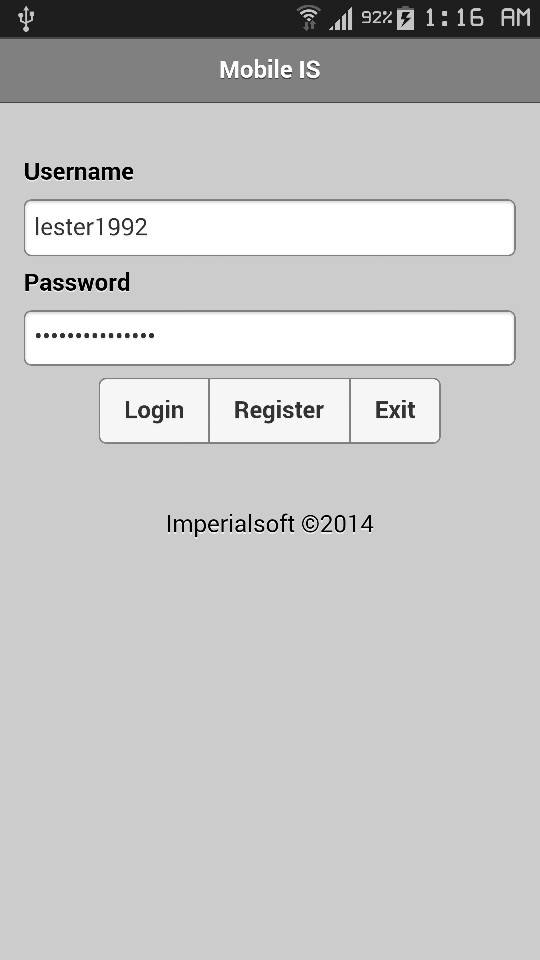 Login Form in Android (Phonegap) | Free Source Code & Tutorials