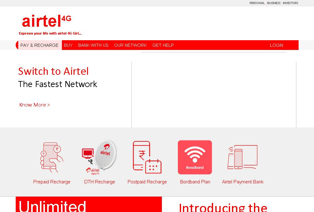 airtel website template in html css with animation free source code tutorials and articles. Black Bedroom Furniture Sets. Home Design Ideas