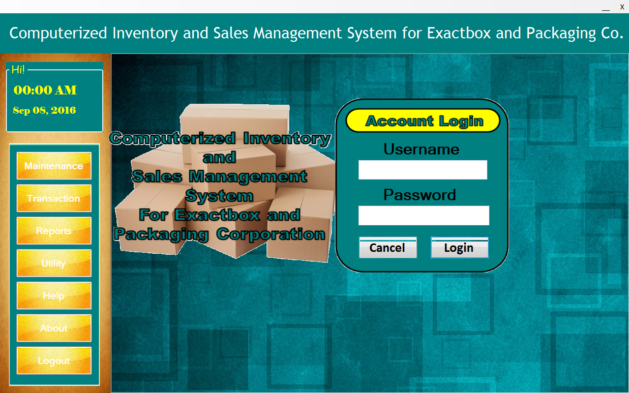 computerized inventory sysytem The data is stored in a computer's memory bank and read by managers at both ends of the line while inventory management systems offer retailers and vendors many advantages, there are some pitfalls because the system aims to keep a bare minimum of stock in store, retailers can be caught short if an item unexpectedly becomes a big.