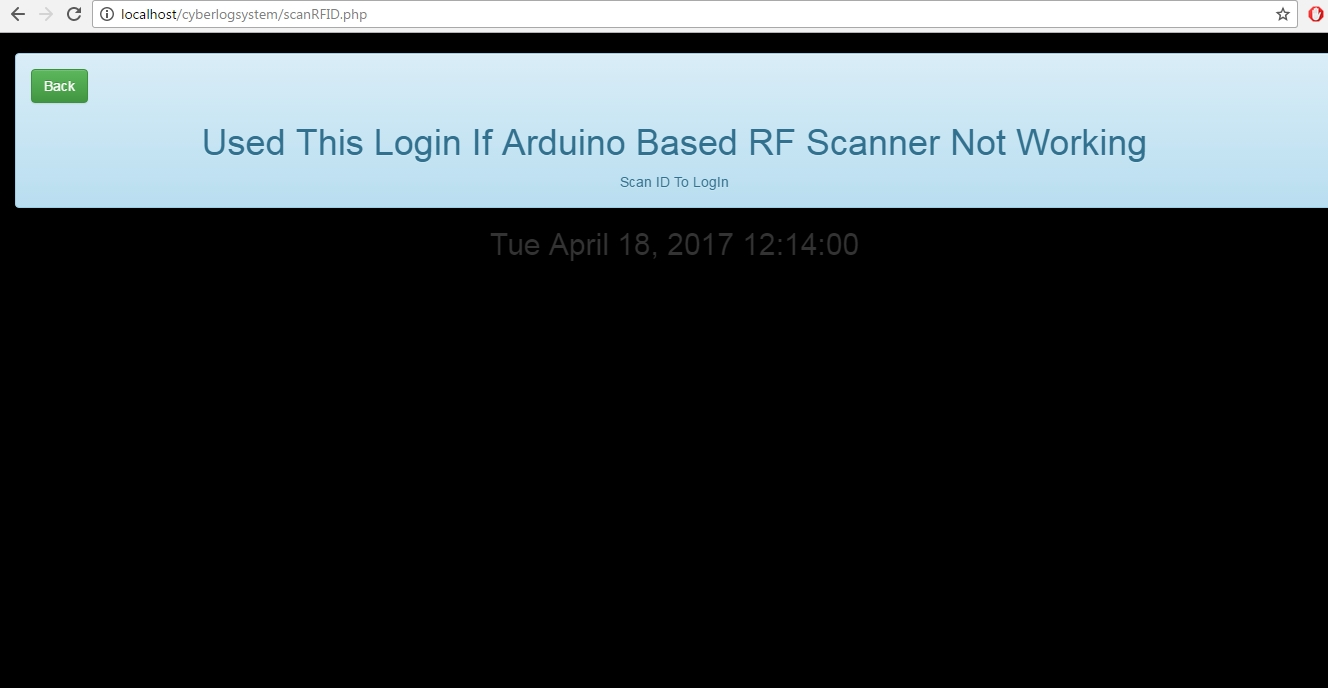 Student Monitoring System Using RFID | Free Source Code & Tutorials