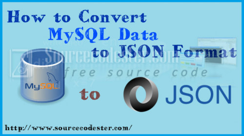 How to Convert MySQL Data Into JSON Format in PHP using PDO | Free