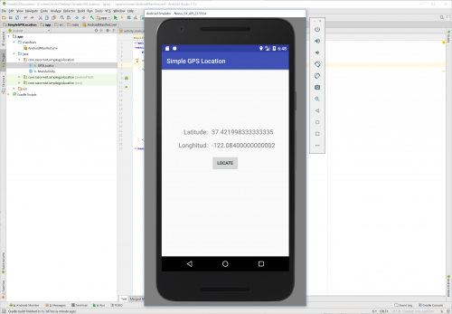 android simple gps location free source code how to develop desktop app using python developing desktop applications in python
