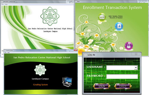online enrollment system essay Online enrollment system is the procedure of registering and verifying informations of a pupil in a peculiar school online enrollment system is used peculiarly in recovering and entering information.