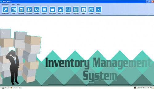 Complete Inventory Management Software Free Source Code