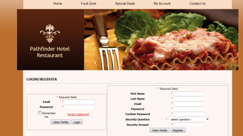 Restaurant management system free source code tutorials and restaurant management system is a full restaurant management system ordering system member management hall and table reservation staff management food forumfinder Choice Image
