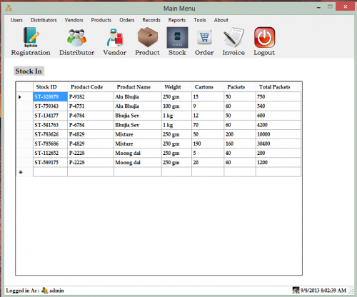 Sales And Inventory System VBNET MS Access UPDATED Free - Ms access invoice and quotation billing system free download