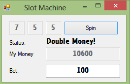 android slot machine game source code