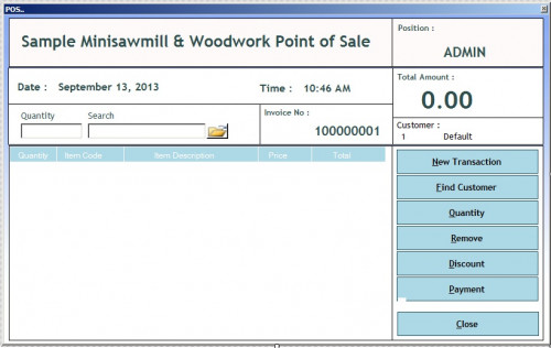 Sales inventory system thesis