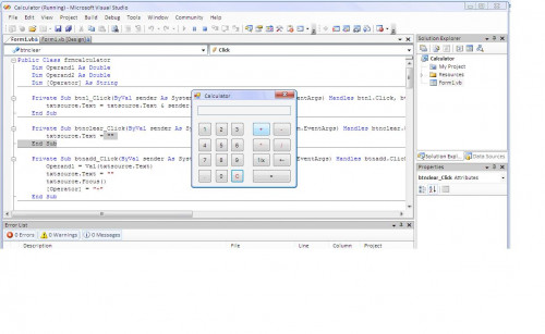 wage calculator in visual basic code C# wage calculator ended need to make a simple wage  example of what type of code we need i want the calculator to first ask  vbscript visual basic.