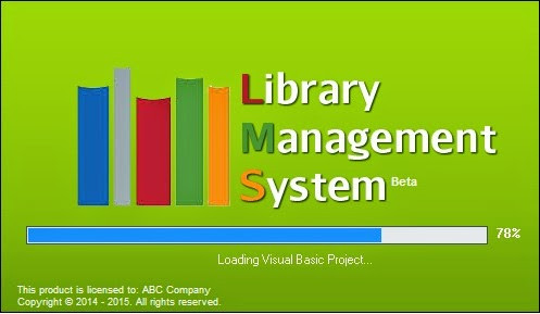library management system (beta version) | free source