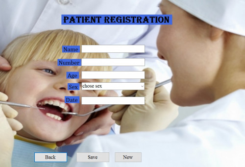 Clinic Management System Dentist Free Source Code