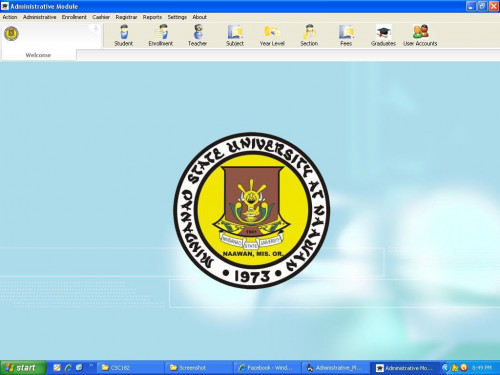 enrollment system visual basic program The automated school enrollment system was developed using a software visual  basic net 2010, an object oriented programming visualization tools.
