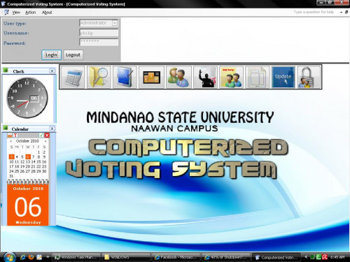 foreign study of computerized voting system Powerful documentary on electronic voting machine problems  worth of paperless computerized voting machines is so  study done in 2001 shows that manually.