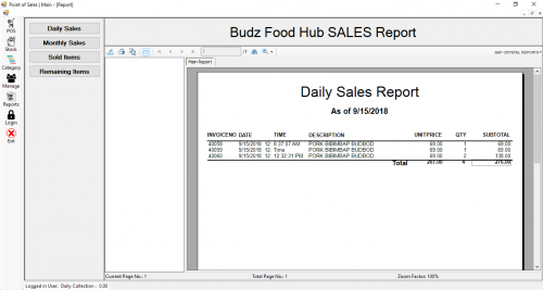Point of Sales (POS) in VB Net and MySQL Database | Free Source Code