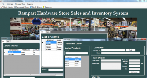 abstract of computerized sales and inventory system Design and implementation of a computerized inventory control system ( a case study of nigerian breweries plc), largest undergraduate projects repository, research works and materials.