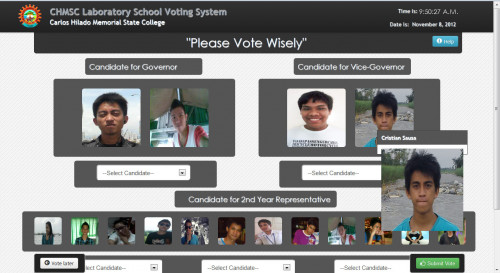 Voting System On Php Free Source Code Amp Tutorials