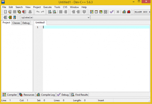 Setting Up The Ide For Programming In C Free Source Code