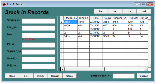 Product Inventory Database Free Source Code Tutorials