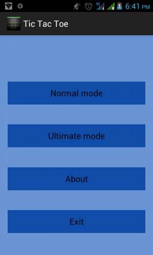 Creating Simple Tic-tac-toe Game for Android | Free Source Code