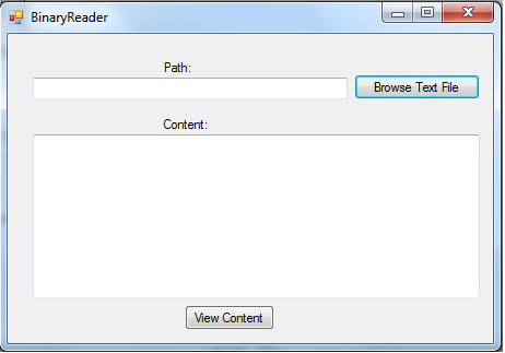 How to: Create a File in Visual Basic